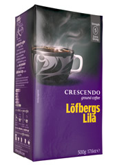 Crescendo Roast 500g/17.6oz - Fine,  <FONT COLOR=